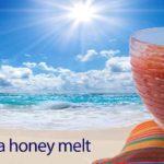 Papaya guava honey melt
