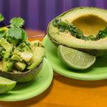Tropical chimichurri sauce