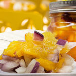 Starfruit in a pickle - pickled starfruit