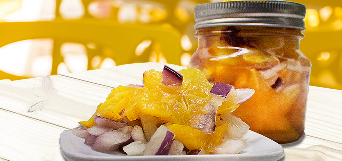 Starfruit in a pickle – pickled starfruit