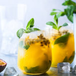 Passionfruit Cooler