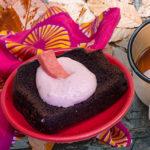 Guava dessert topping