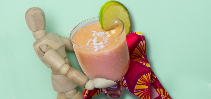 Guava smoothies
