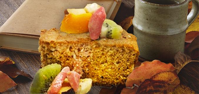 Guava java cake