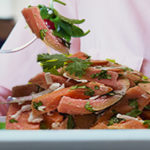 It's all about red guava salad