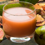 Guava and papaya sparkling thirst quenchers
