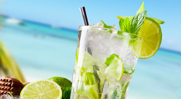 Limeade from the tropics