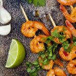Shrimp'n lime
