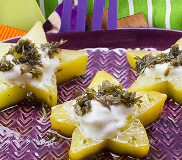 starfruit chimchurri