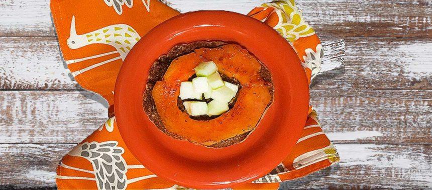 Caribbean Thai pancake