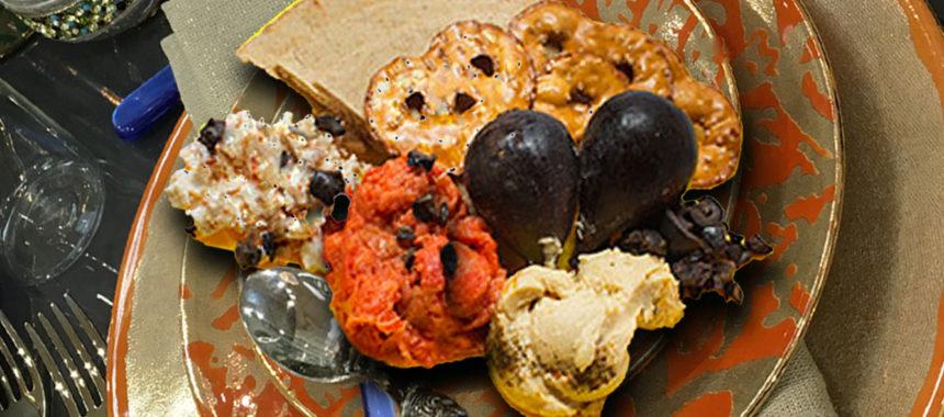 Mediterranean Meze Lunch