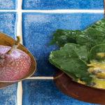 Passionfruit salad dressing