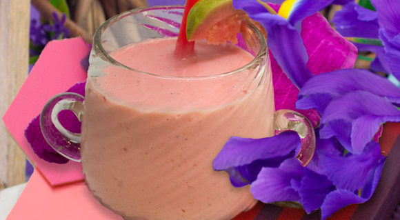 red guava smoothie