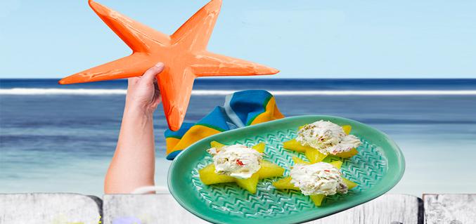 Starfruit goes Italian