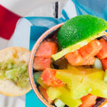 Starfruit's been cuke'd salad