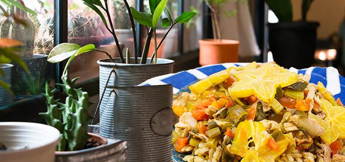 Starfruit soup