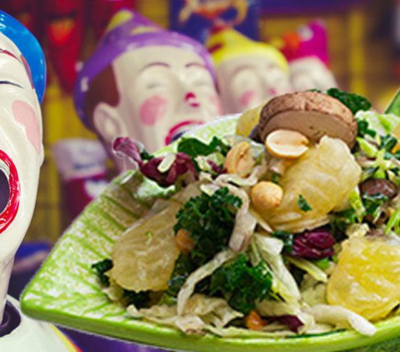 Uniq Fruit spring savory salad