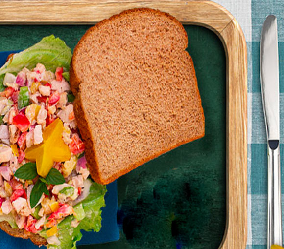 sandwich starfruit