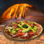 SlimCado avocado pizza