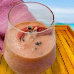 Peachy guava passion