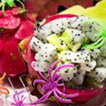 Dragon Fruit Cauldron Salad