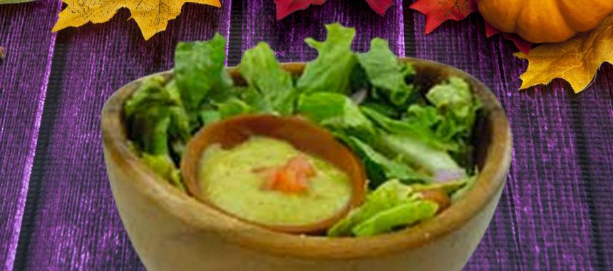 Creamy SlimCado Salad Dressing
