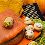 Caribbean papaya bars