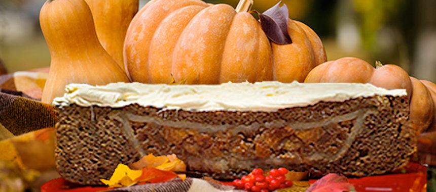 Papaya pie cake