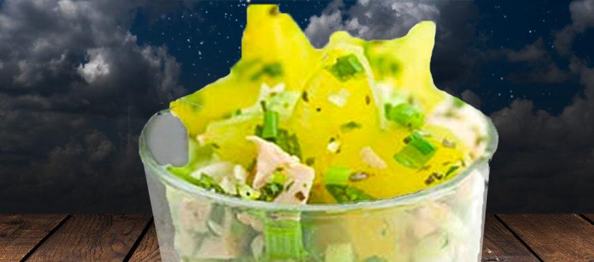 Starfruit Thai Salad