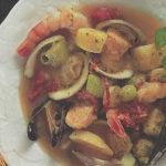 Caribbean Bouillabaisse